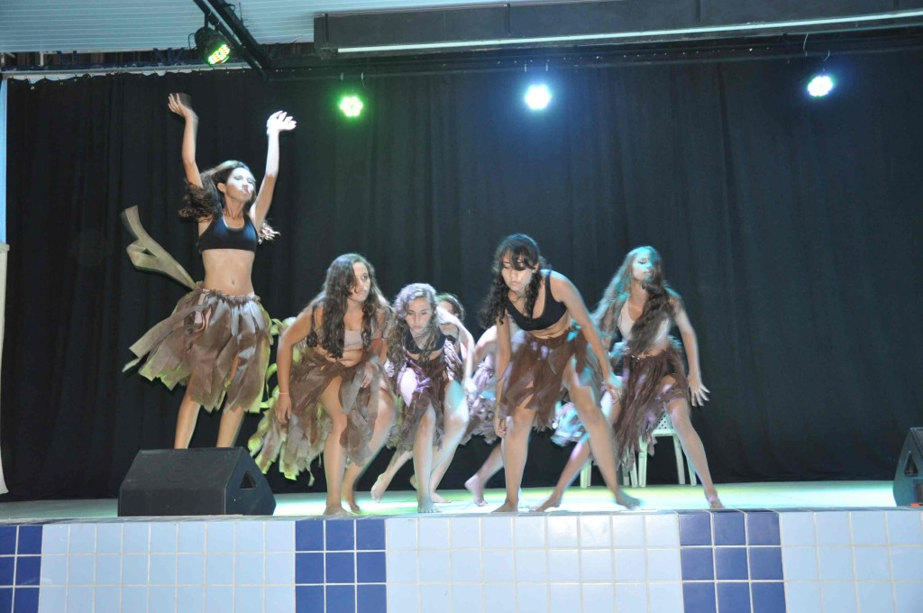 Grupo de danças da FMC