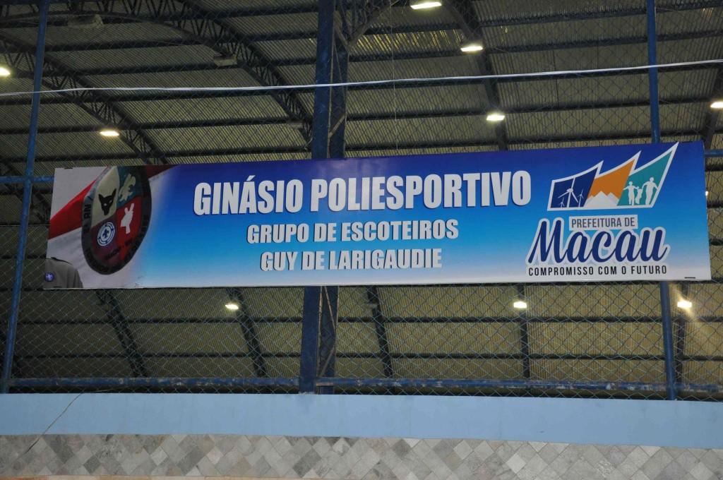 Ginásio Poliesportivo