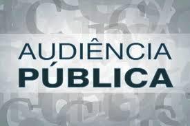 Convite: Audiência Pública
