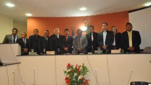 Na mensagem anual, prefeito Kerginaldo Pinto anuncia prioridades como a abertura da UPA24h e revela que recebeu a prefeitura negativa no CAUC