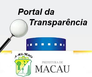 Prefeitura de Macau se pronuncia sobre Portal da Transparência