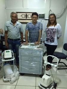Prefeitura regulariza o repasse de AIHs, e Hospital Antônio Ferraz investe na compra de novos equipamentos