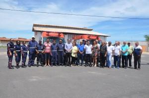 Prefeitura entrega nova base do Samu e ala da urgência e emergência do HAF