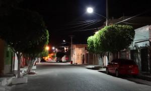 Iluminação pública recebe melhorias