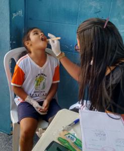 Prefeitura de Macau leva o Programa Saúde na Escola para Barreiras e Diogo Lopes