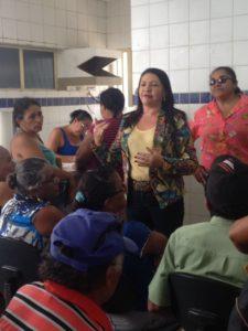 OUVIDORIA:Ouvidoria faz visita ao CEM para ouvir profissionais e a população