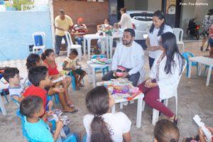 SAÚDE E CIDADANIA: Quase 600 atendimentos na Ação de Cidadania em Diogo Lopes
