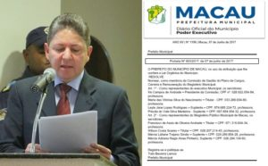 EDUCAÇÃO: Prefeito nomeia Comissão de Gestão do Plano de Cargos, Carreira e Remuneração do Magistério