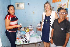 SOCIAL E SAÚDE: Prefeitura marca presença com serviços em Soledade